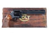 Colt Python Target Revolver .38 spl