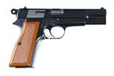 Browning Hi Power Pistol 9mm