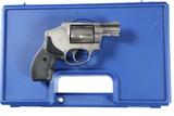 Smith & Wesson 442-1 Airweight Revolver .38 spl