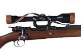 Mauser K-98 Sniper Bolt Rifle 8mm mauser