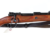 Mauser 98 Bolt Rifle 8mm mauser