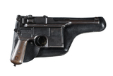Mauser Broomhandle Pistol 7.63mm