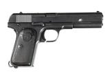 Husqvarna 1907 Pistol .38 ACP