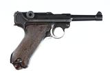 DWM P08 Luger Pistol 7.65 Luger