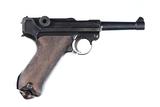 DWM P08 Luger Pistol 9mm