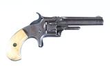 Smith & Wesson No. 1 3rd Revolver .22 rf