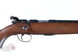 Remington 511-P Bolt Rifle .22 sllr