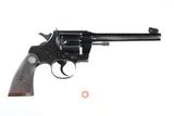 Colt Officers Model Revolver .22  lr
