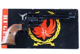 Ruger Single Six Revolver .22 lr