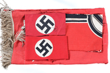 Nazi Flag and Armband