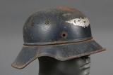 German Luftschutz Helmet