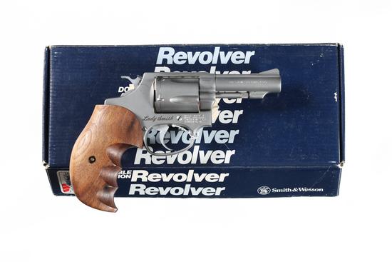 Smith & Wesson 60-7 Ladysmith Revolver .38 spl