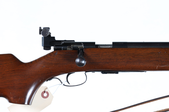 Winchester 75 Target Bolt Rifle .22  lr
