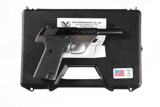 High Standard Flite King Pistol .22 short