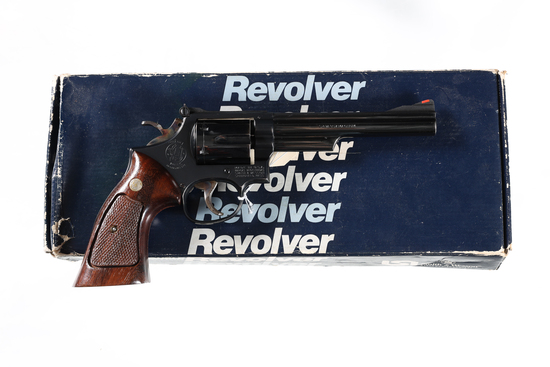 Smith & Wesson 19-4 Revolver .357 mag