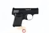 Browning Baby Pistol 6.35mm
