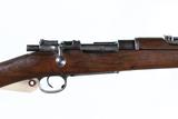 Spanish Mauser Bolt Rifle 7mm Mauser