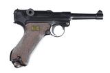 DWM P08 Luger Pistol 7.65mm Luger