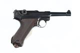 DWM Luger Pistol .30 luger