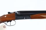 AYA Matador SxS Shotgun 10ga