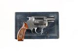 Smith & Wesson 60 Revolver .38 spl