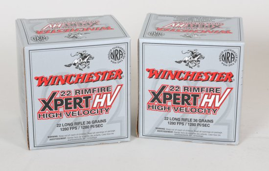 Lot of 2 bricks Winchester Xpe    Auctions Online | Proxibid
