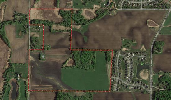 111+ Acres of Development Land in Delano MN - Online Auction Ends 3/15/19 at 3pm CST