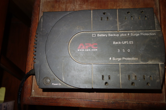 Apc Surge Protector And Battery Back Up