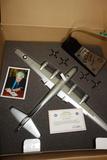 Enola Gay Limited Edition Plane Model By Danbury Mint
