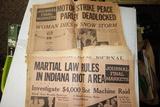 Vintage Newspapers, Magazines 9/12/2001,1976, 2/1/1937