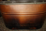 Copper Wash Tub Boiler With Lib