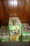 7 Boxes Of Canning And Misc Glass Jars