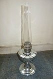 Aladdin Oil Lamp With High Altitude Chimney