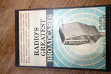 Radio's Greatest Broadcasts Cassette