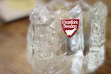 Orrefors Candle Votive Holder Glass