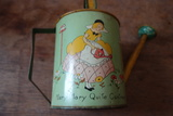 Ohio Art Vintage Watering Can How Does Your Garden Grow