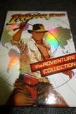 Indiana Jones Adventure Collection Dvd Set