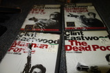 Collection Of Clint Eastwood Movies Dvds Set Of 7