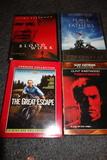 Clint Eastwood Dvds