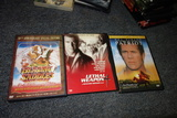 Mel Gibson Dvds Set Of Three Movies