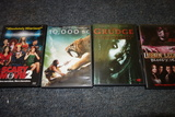 Lot Of 12 Scary Movies Dvds