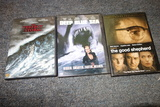Lot Of 6 Adventure Movies Dvds