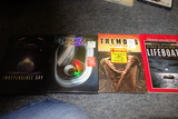 Lot Of 4 Movies Dvds Thrillers, Adventure, Action