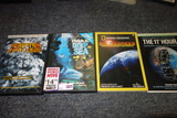 Lot Of 9 Documentary Environmental Earth Movies Dvds