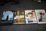 Lot Of 8 History/ Military Based Movies On Dvd