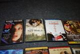 Lot Of 9 Assorted Movies On Dvd