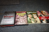 Lot Of 9 Assorted Movies And Tv Series On Dvd