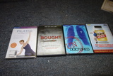 Lot Of 4 Health And Fitness Dvds