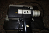 Canon Video Camera Auto Zoom 518 Vintage Super 8