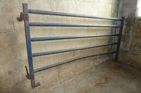 3 cattle doors and 1 gate
